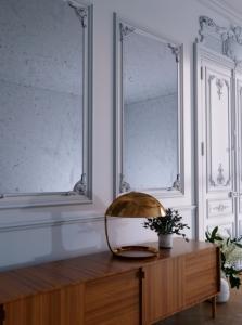 Antik-spegel-nero